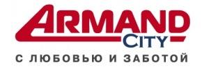 Логотип автосалона Арманд
