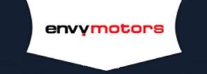 Логотип автосалона ENVY Motors