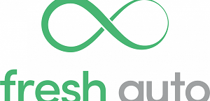 Логотип автосалона Fresh auto
